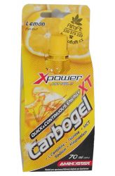 Aminostar Xpower Carbogel XT 70 ml - energetický gel
