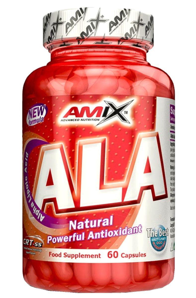 Amix ALA - kyselina alfa lipoová