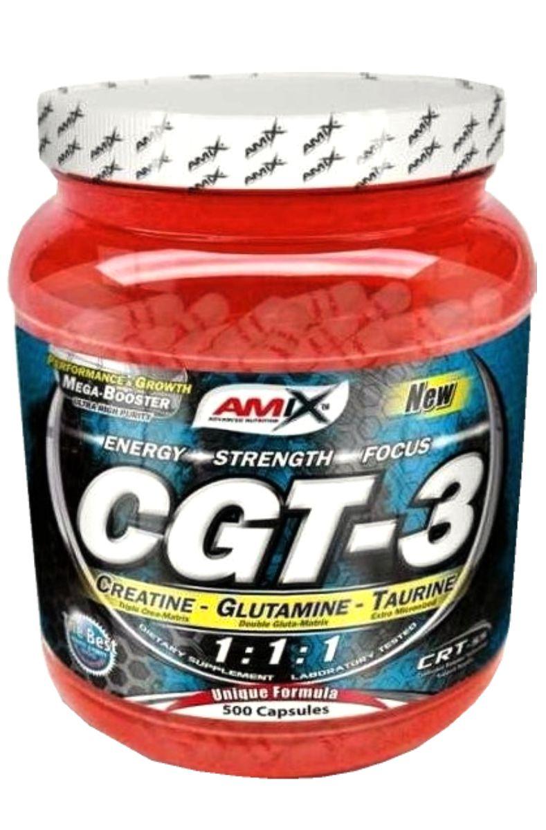 Amix CGT-3 - 500 kapslí