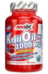 Amix Krill Oil 1000 – 60 kapslí