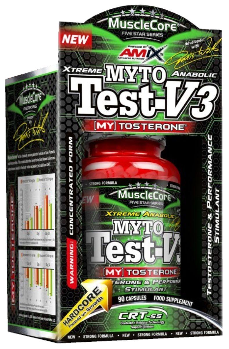 Amix MytoTest-V3 - 90 kapslí