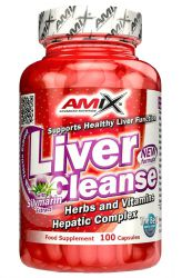 Amix Liver Cleanse 100 capsules