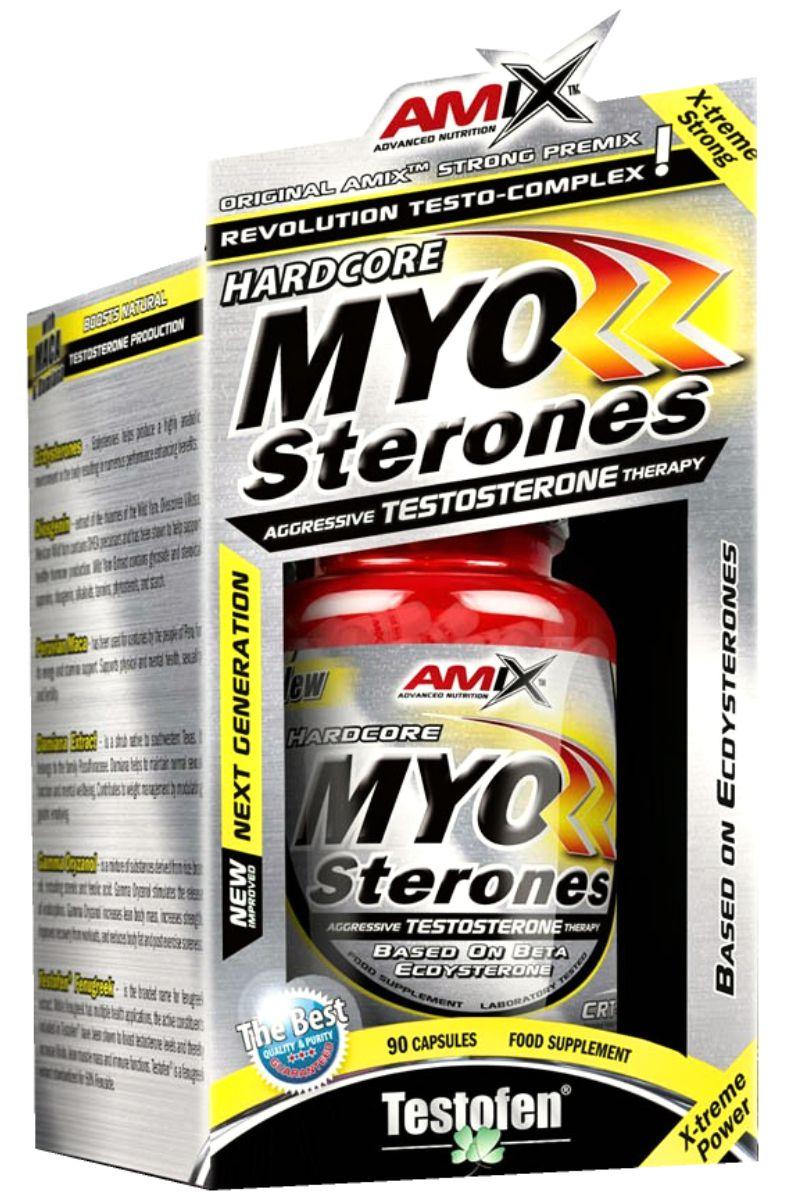 Amix MyoSterones 90 kapslí