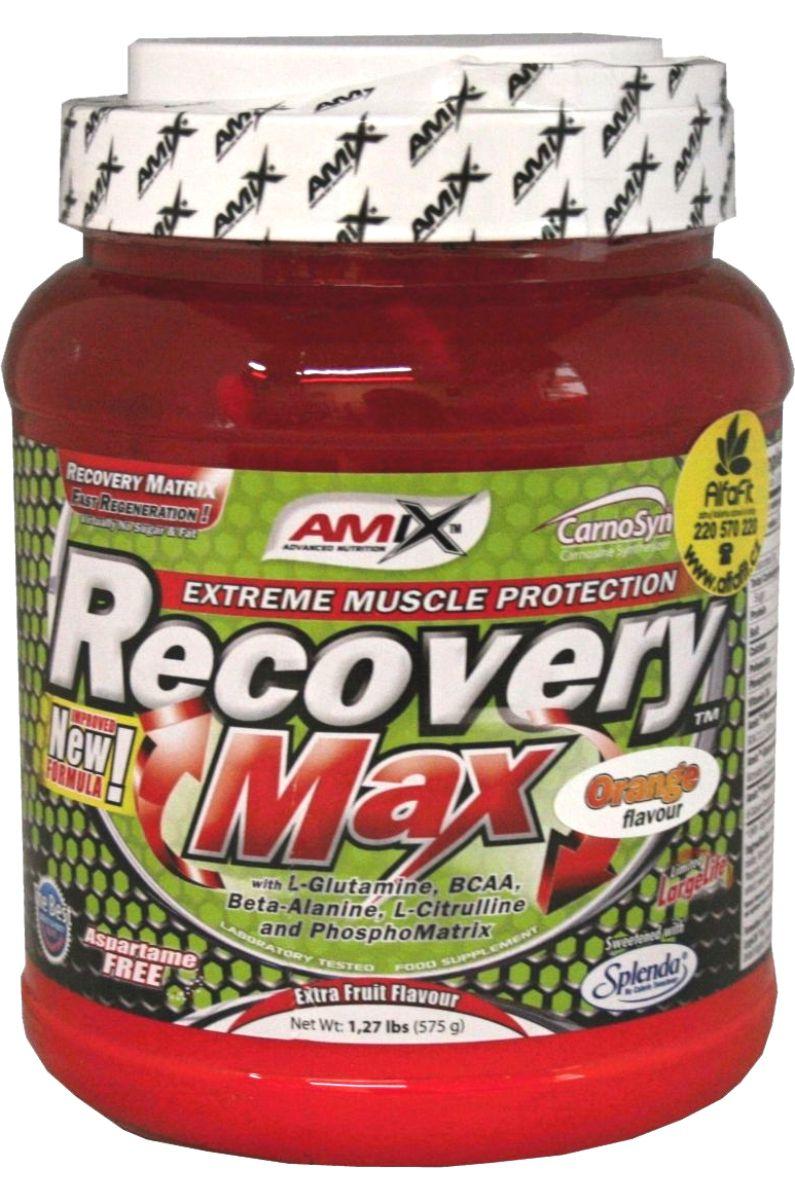 Amix RecoveryMax 575 g - příchuť pomeranč