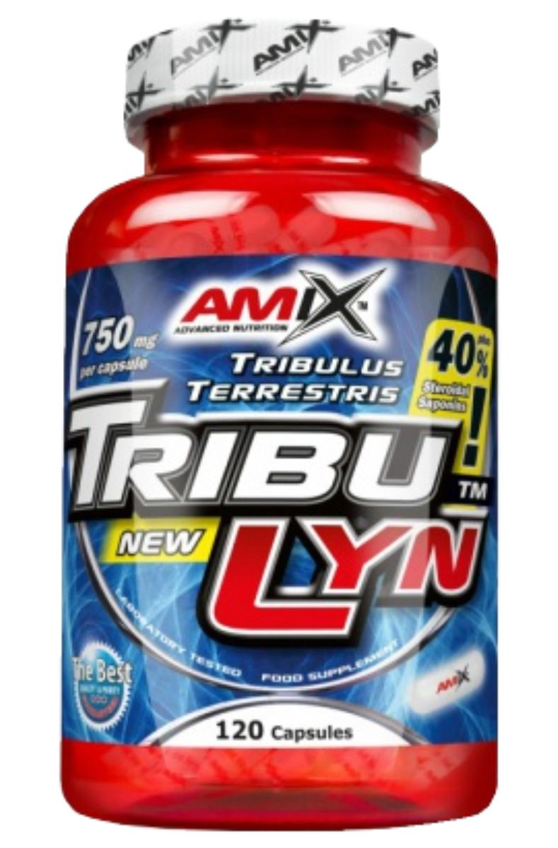 Amix Tribulyn 40% - 120 kapslí