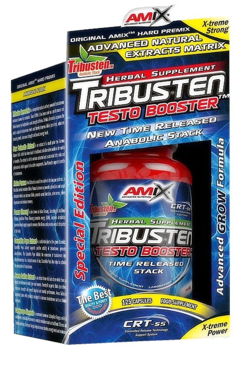 Amix Tribusten Testo Booster 125 kapslí