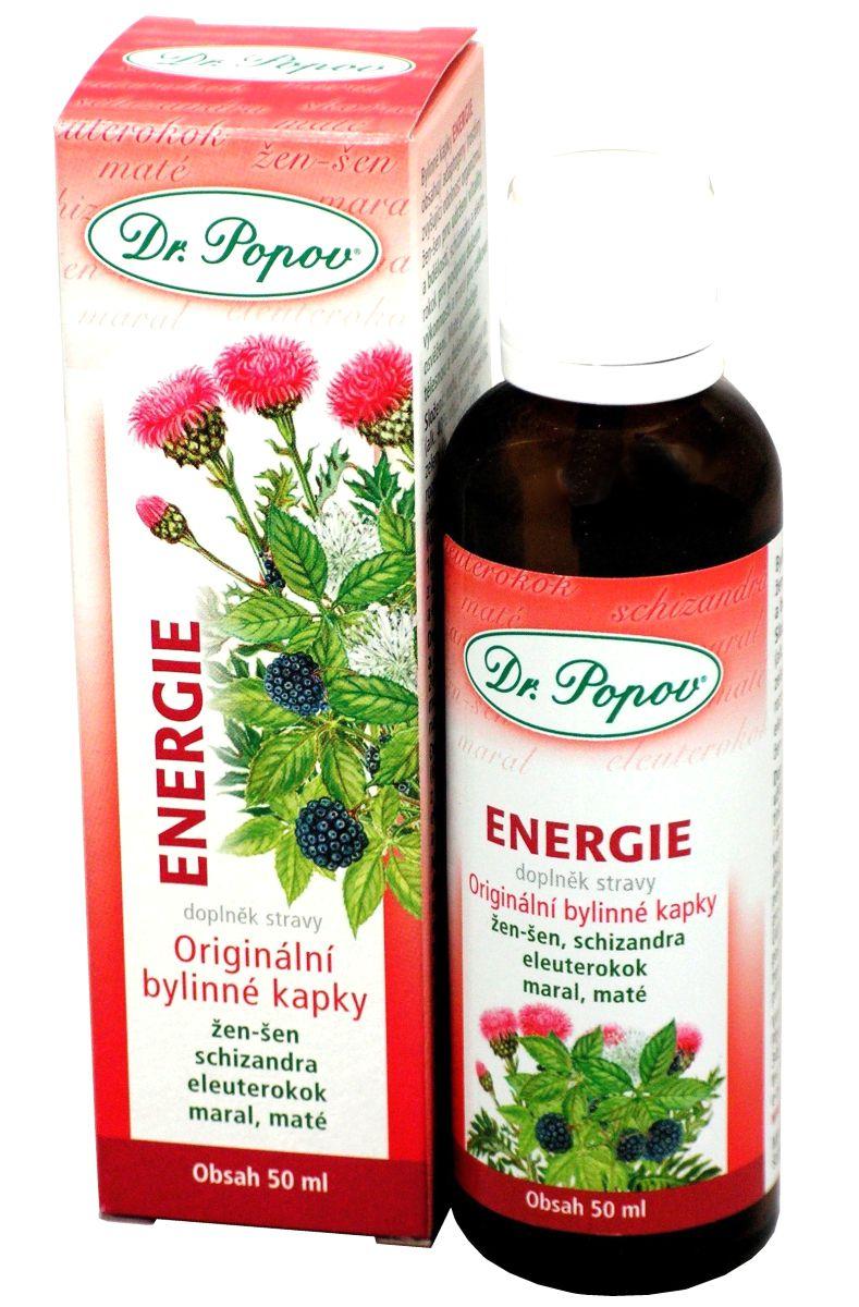 Dr. Popov Energie 50 ml