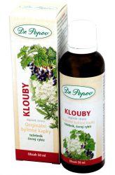 Dr. Popov Klouby 50 ml