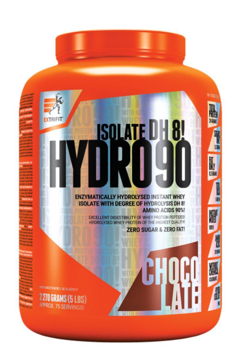 Extrifit Hydro Isolate 90 - 2000 g - příchuť čokoláda