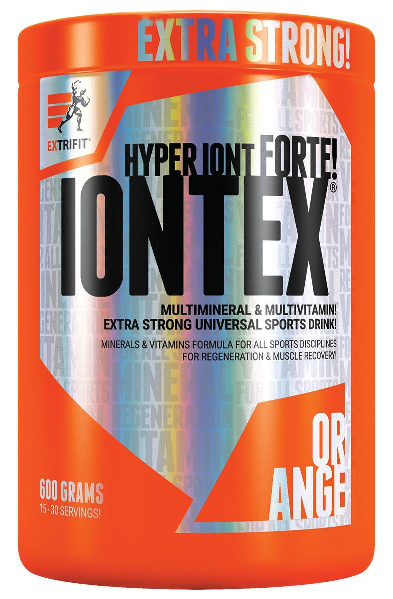 Extrifit Iontex Forte 600 g