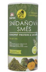 Iswari BIO Snídaňová směs 800 g ─ konopný protein & lucuma