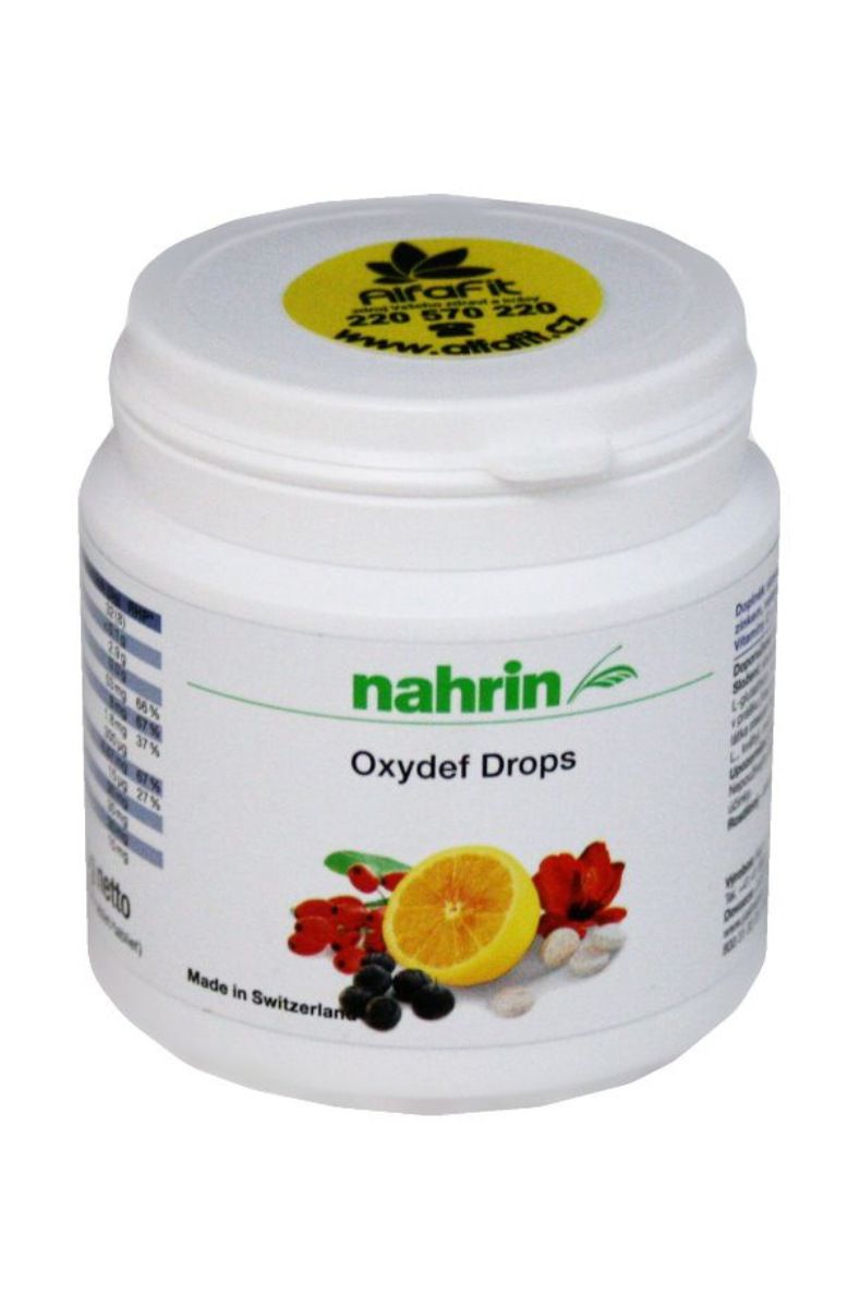 Just nahrin Oxydef Drops 75 g