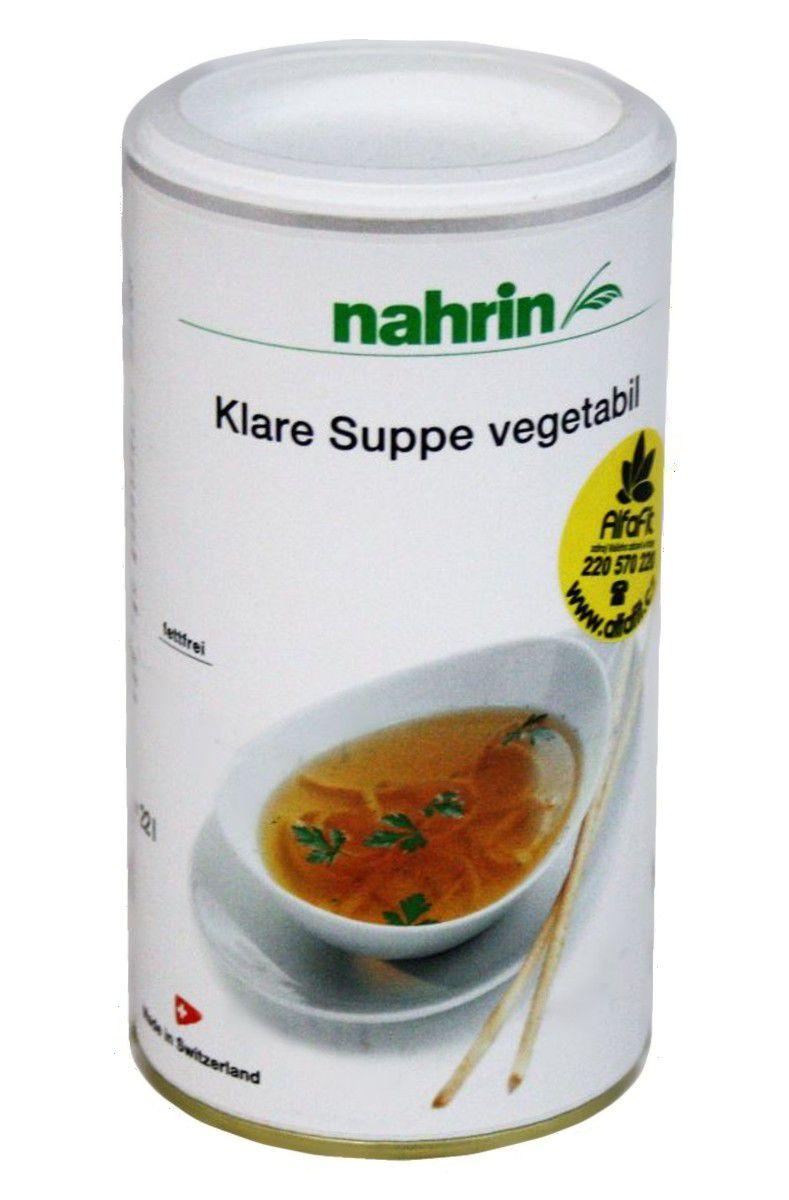 Just nahrin Zeleninová instantní polévka bez tuku 500 g