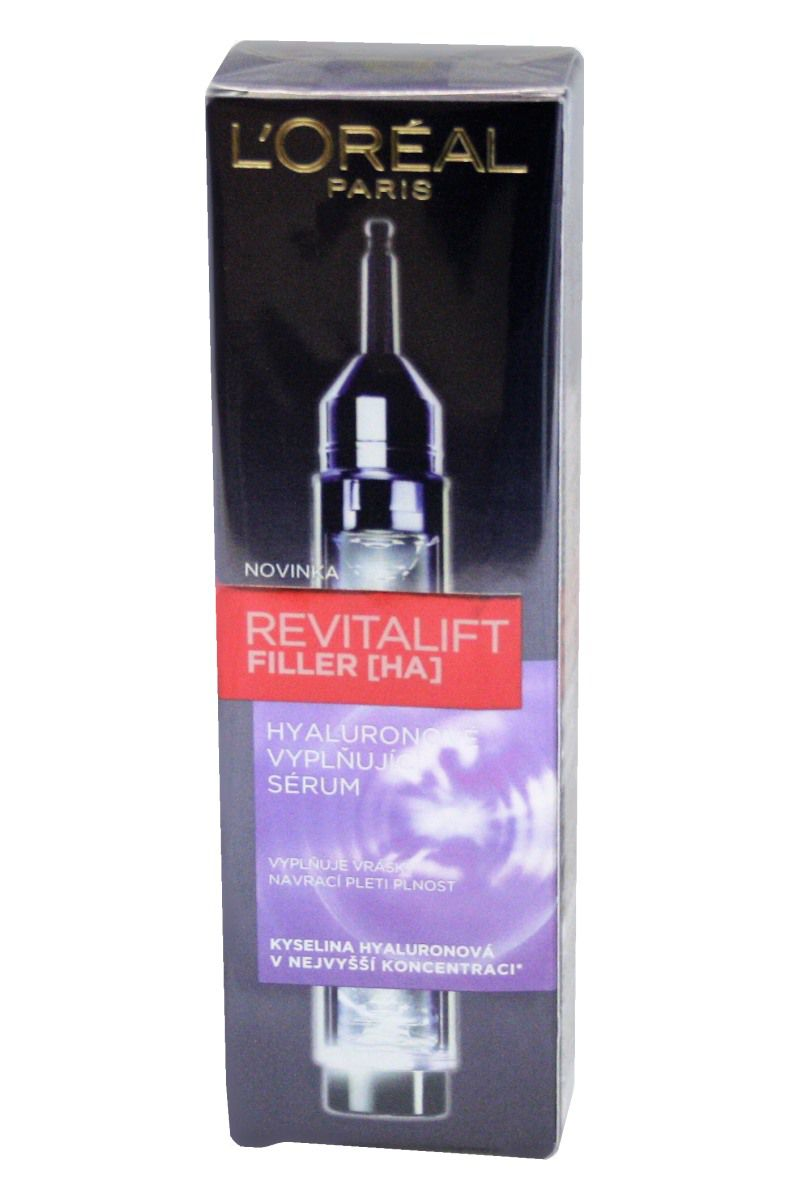 L'Oréal Paris Revitalift Filler hyaluronové vyplňující sérum 16 ml