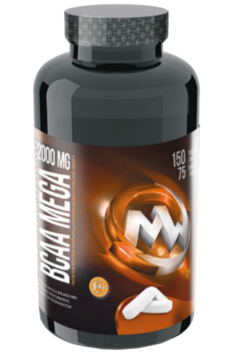 MAXXWIN BCAA MEGA 2000 mg - 150 tablet