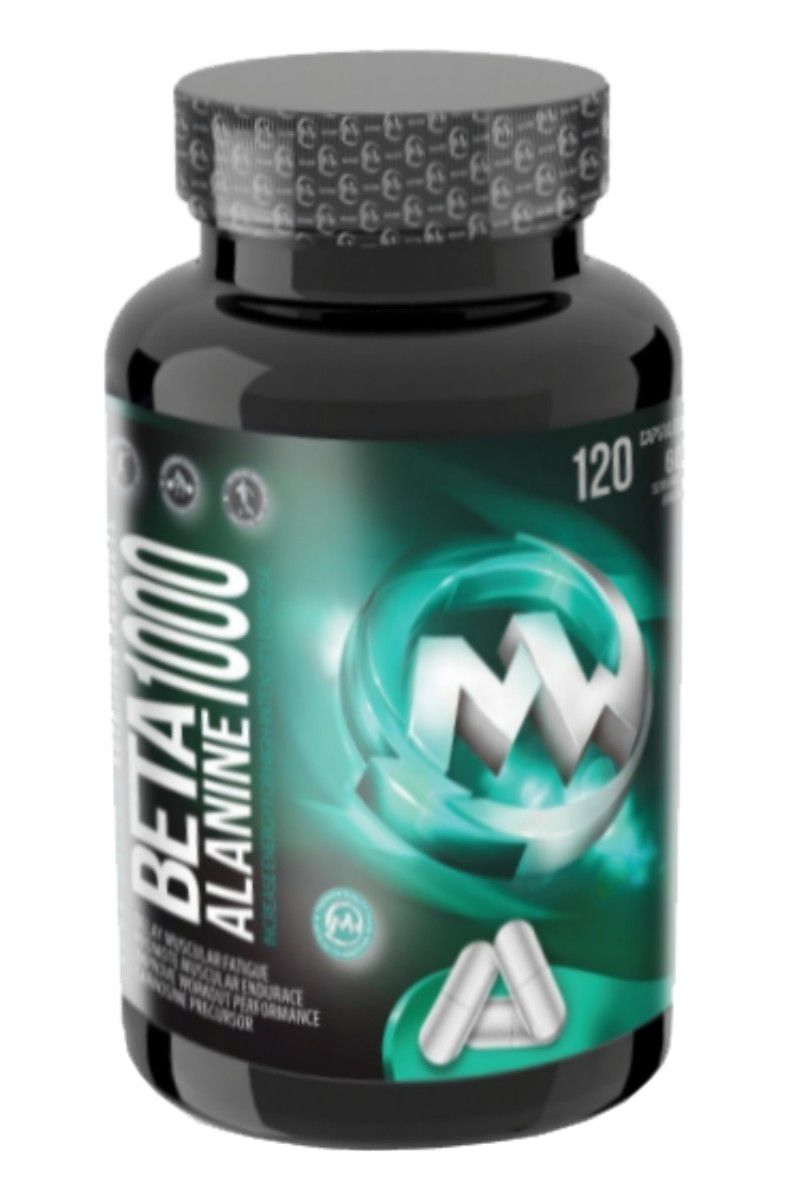 MAXXWIN Beta Alanine 1000 ─ 120 kapslí