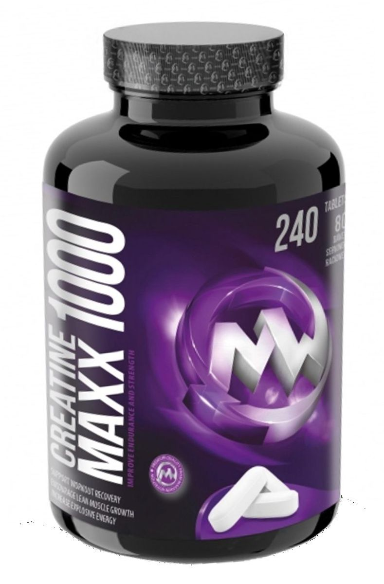 MAXXWIN Creatine MAXX 1000 - 240 tablet