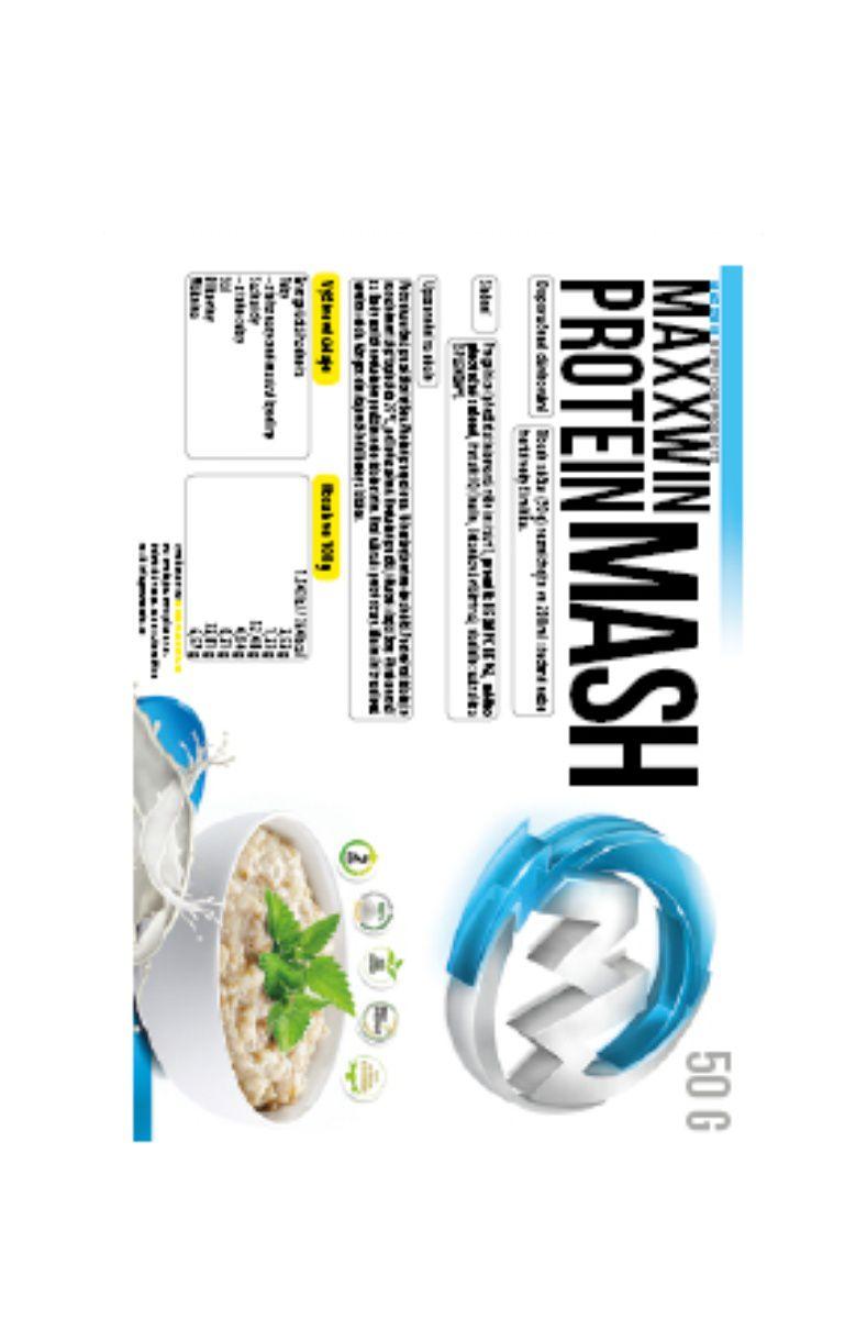 MAXXWIN Protein Mash natural 50 g