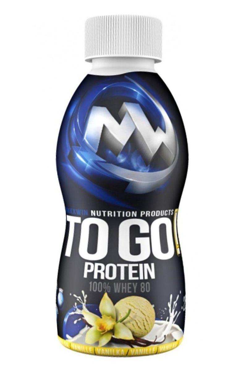 MAXXWIN Protein TO GO! - 25 g - příchuť vanilka