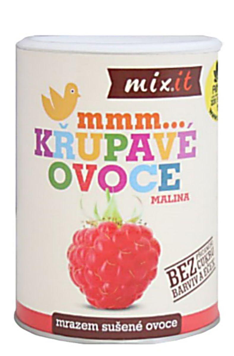 Mixit Malina - Křupavé ovoce 70 g