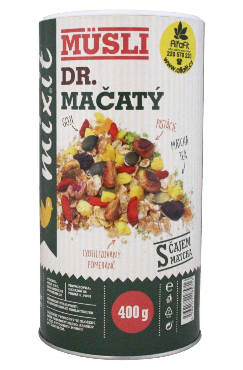 Mixit müsli - Dr. Mačatý 400 g