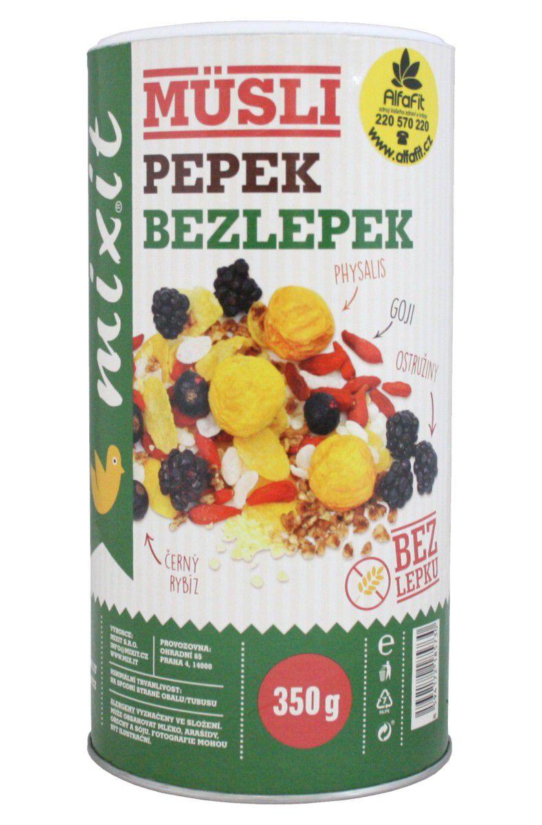 Mixit müsli - Pepek Bezlepek 350 g