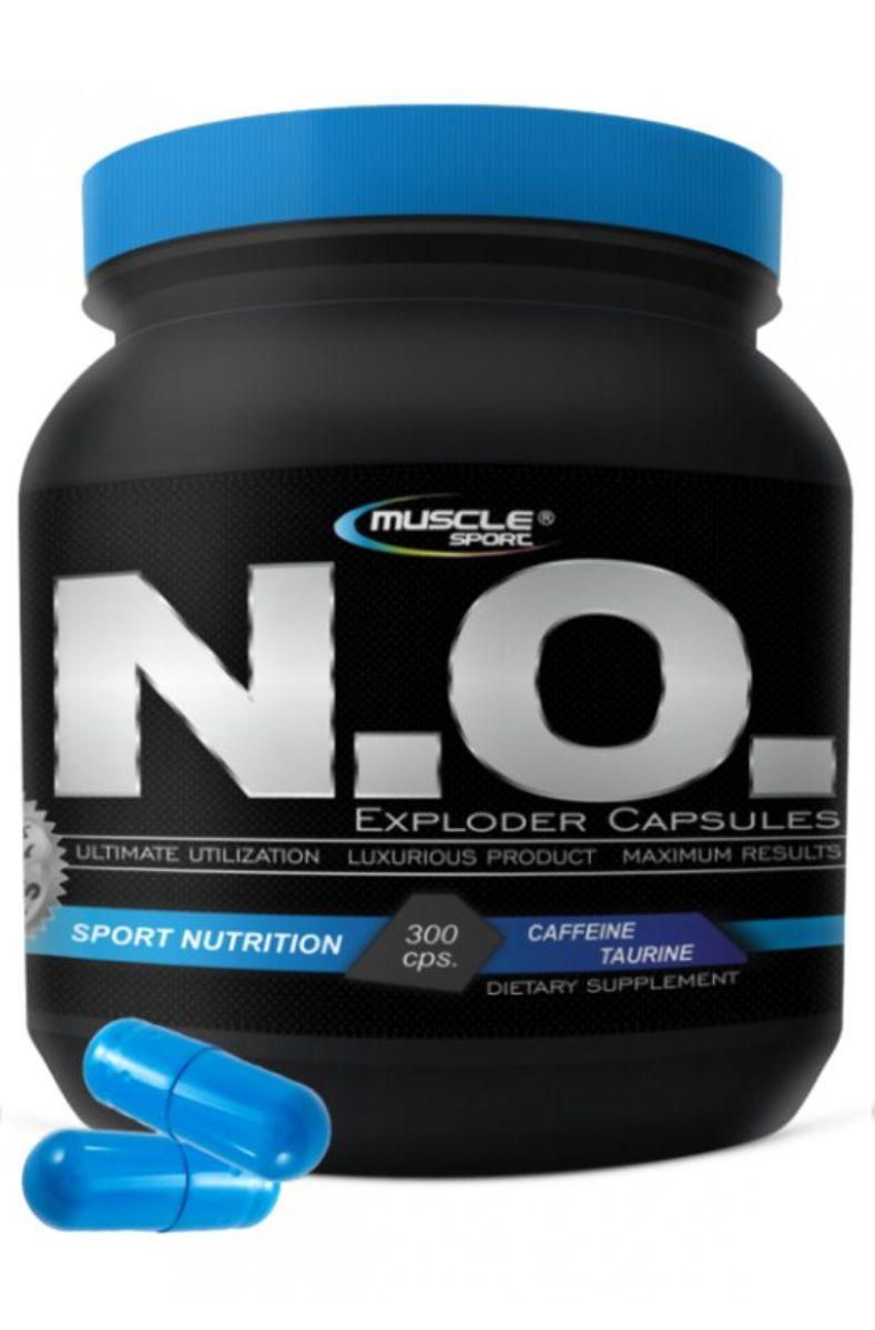 Muscle Sport N.O. Exploder 300 kapslí