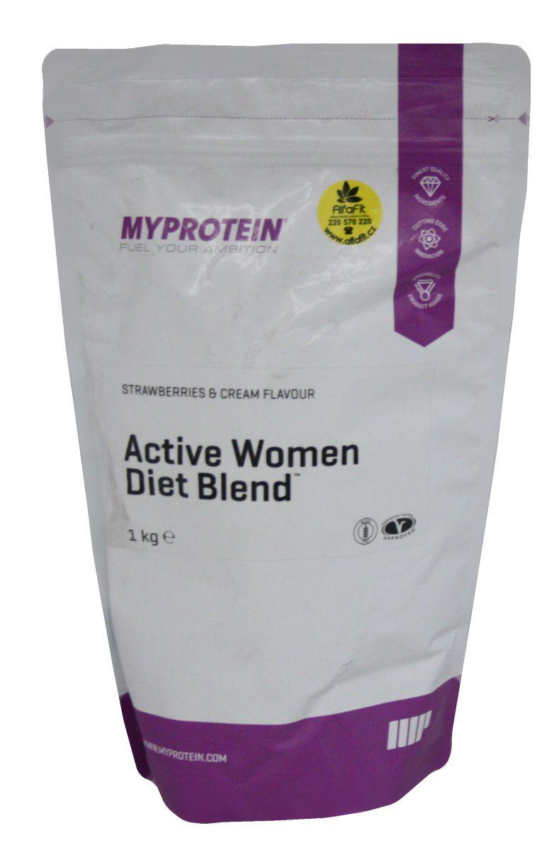 MyProtein Active Women Diet Blend 1000 g
