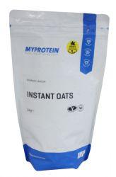 MyProtein Instant Oats 1000 g příchuť banán