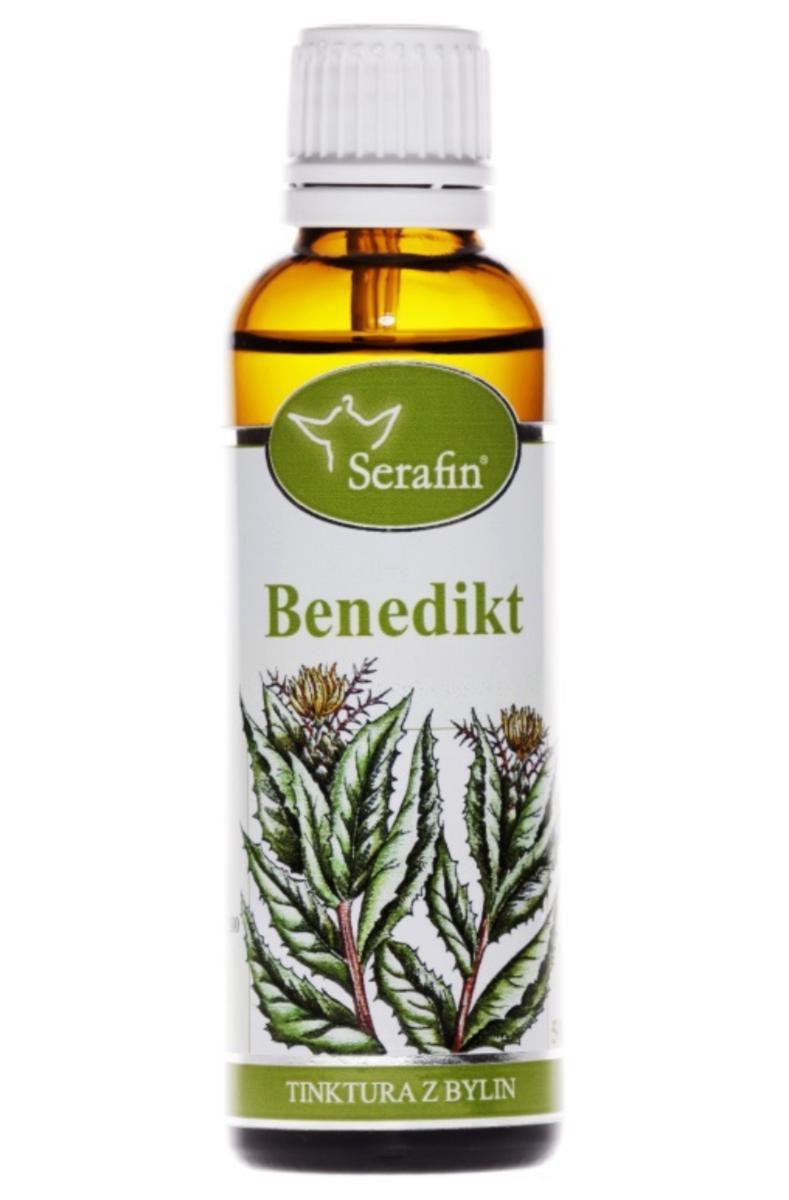 Serafin Benedikt - tinktura z bylin 50 ml