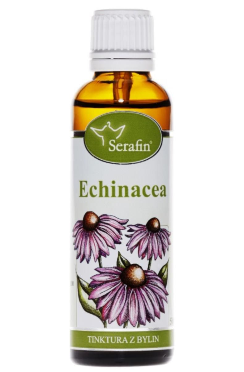 Serafin Echinacea - Tinktura z bylin 50 ml