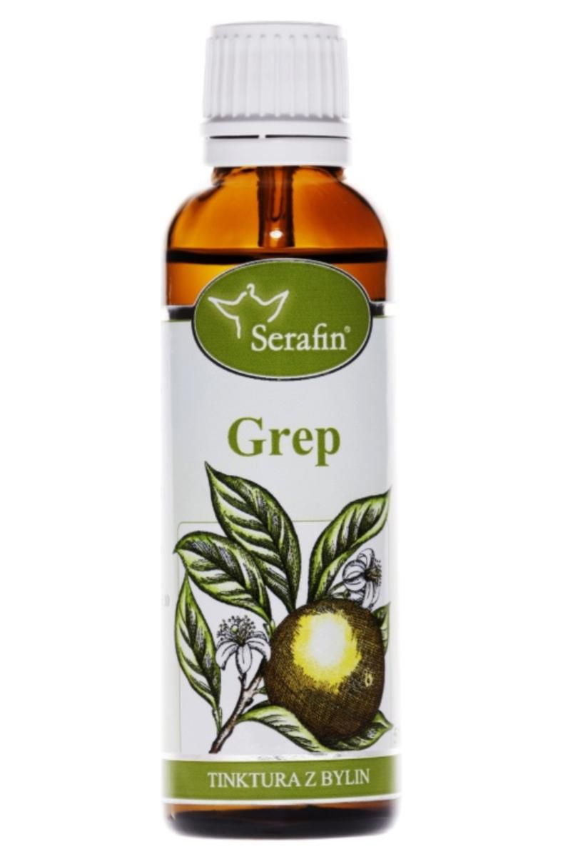 Serafin grapefruit ─ tincture of herbs 50 ml