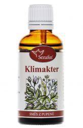 Serafin Klimakter ─ Tinktura ze směsi pupenů rostlin 50 ml