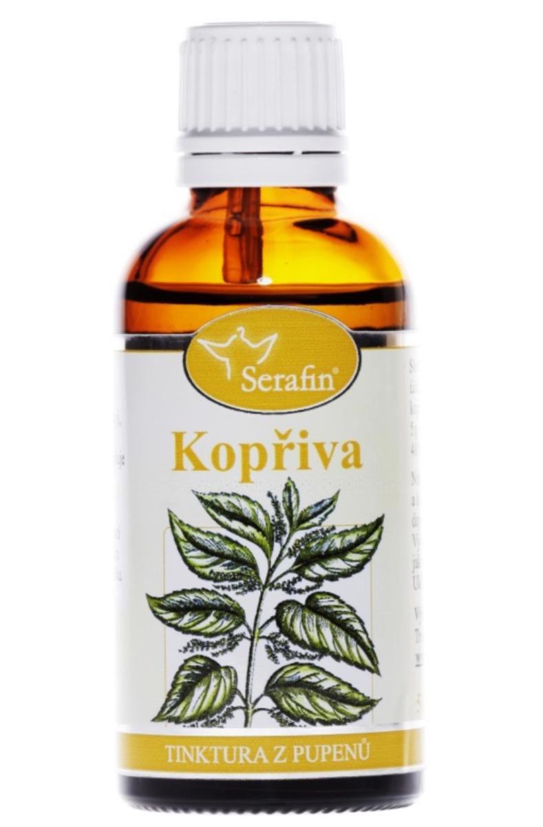 Serafin Kopřiva - Tinktura z pupenů 50 ml