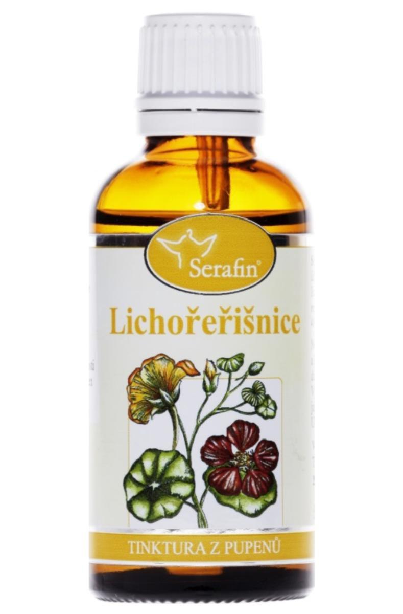 Serafin Lichořeřišnice - Tinktura z pupenů rostliny 50 ml Gemmoterapie