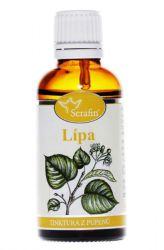 Serafin Lípa ─ Tinktura z pupenů rostliny 50 ml