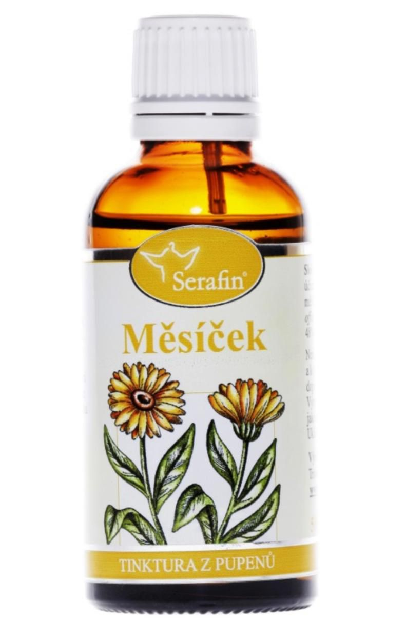 Serafin marigold - Tincture of buds 50 ml