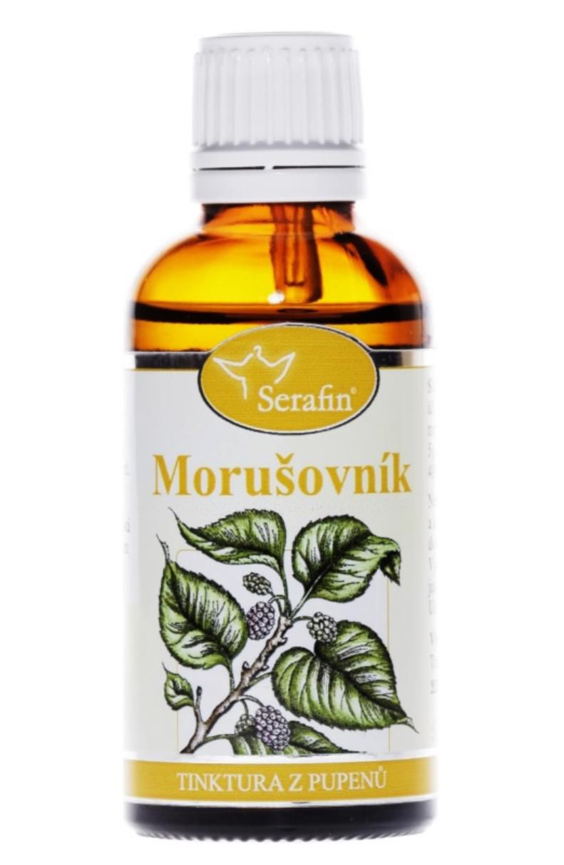 Serafin Mulberry - Tincture of buds 50 ml Gemmotherapy