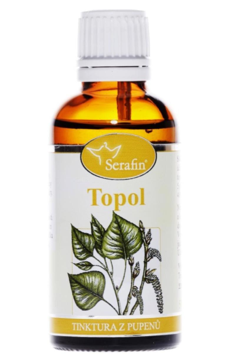 Serafin Topol - Tinktura z pupenů 50 ml