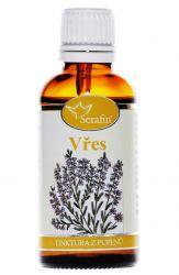 Serafin Vřes ─ Tinktura z pupenů rostliny 50 ml