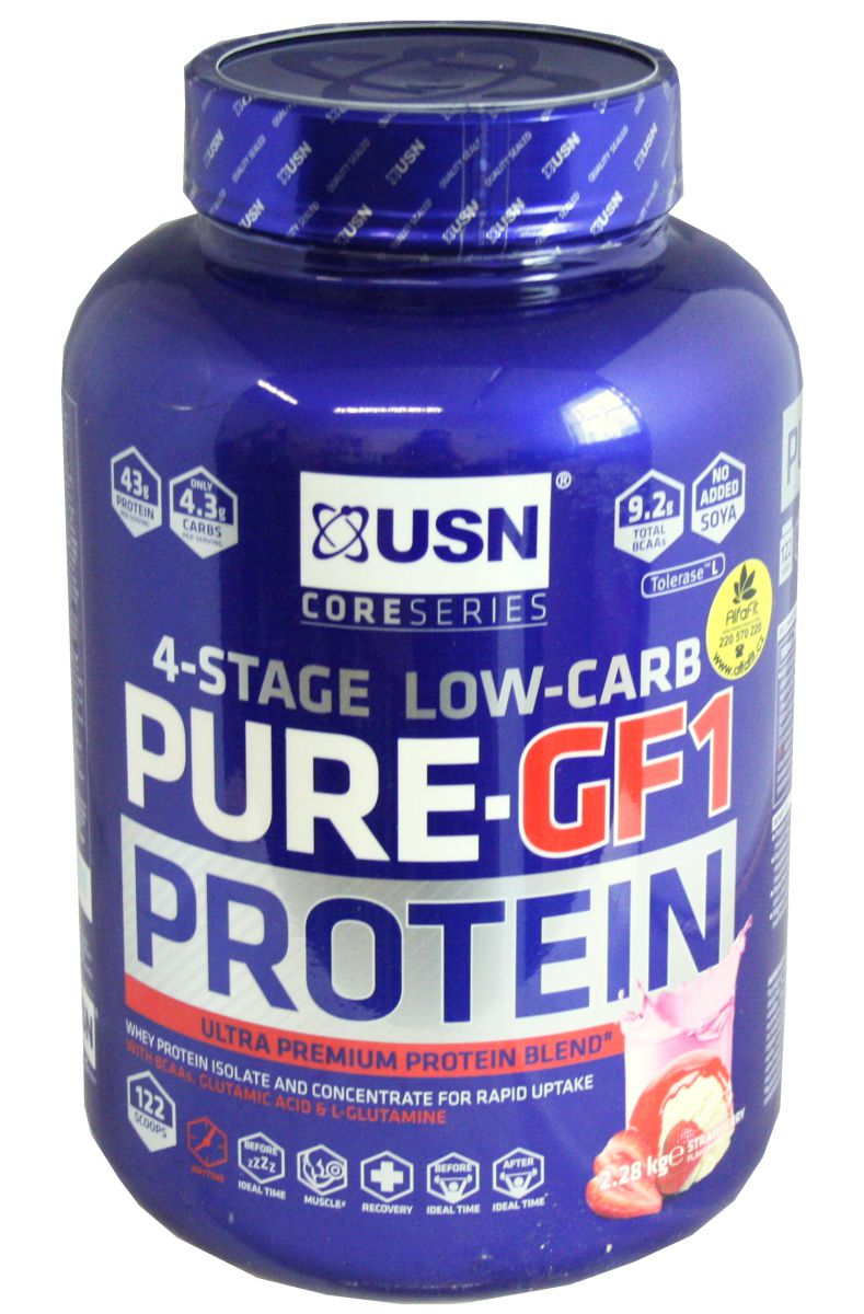 USN Pure Protein GF-1 - 2280 g