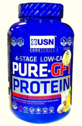 USN Pure Protein GF-1 - 2280 g - příchuť piňa colada