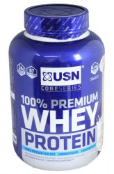 USN Whey Protein 2280 g skořice