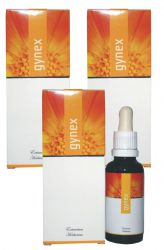 SET 3x Energy Gynex 30 ml