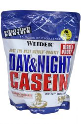 Weider Day & Night Casein (100% Casein) 500 g