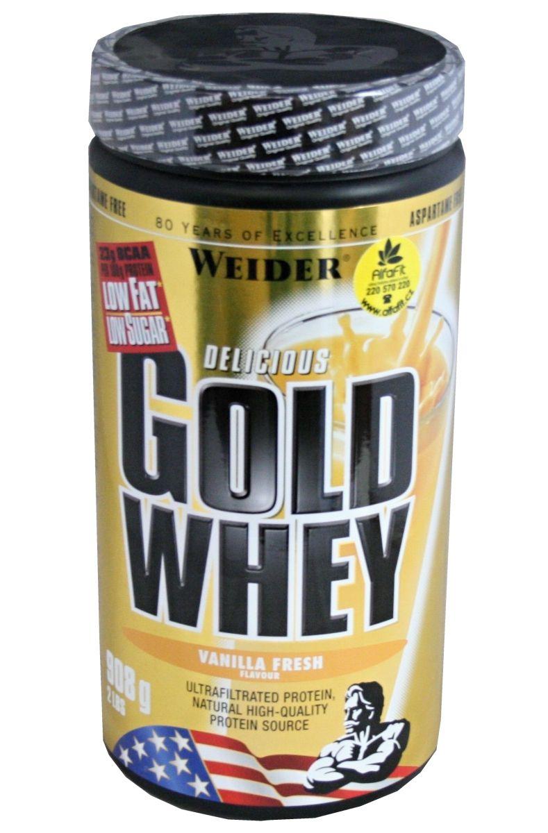 Weider GOLD Whey 908 g dóza