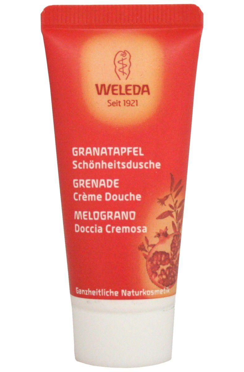 Weleda Granátové jablko regenerační sprchový krém 20 ml
