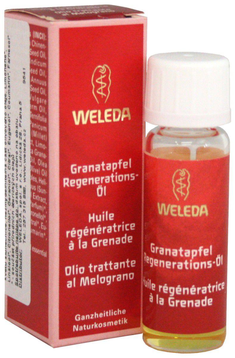 Weleda Regenerační olej granátové jablko 20 ml