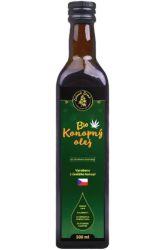 Zelená Země BIO Konopný olej ČR 500 ml