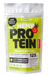 Zelená Země BIO Hanf–Protein 125 g